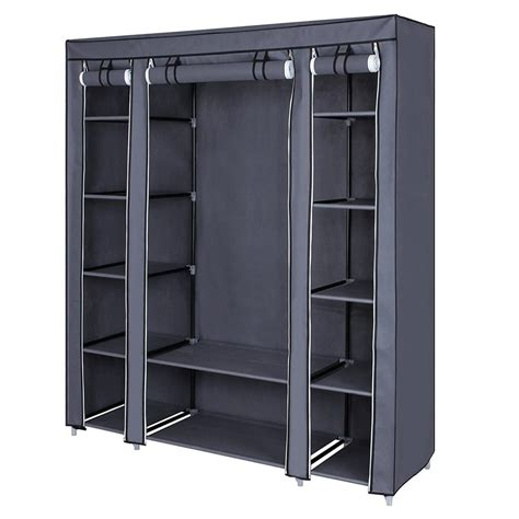 Portable Wardrobe by The Best Portable Closets Of 2019 Simple Storage When You