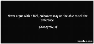 Id Not To Be A Fool Quotes QuotesGram