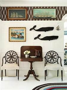Nautical decor theme for creative room decorating