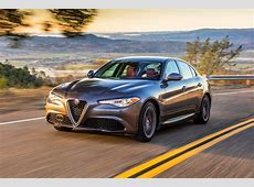 News Alfa Romeo's Resurgence Includes 9 New Cars By 2021
