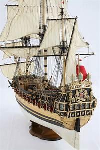 Photos Of Ship Model English Frigate Unicorn Of 1665