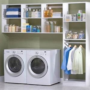 The, Home, Depot, Installed, Laundry, Room, Organization, System-hdinstlros