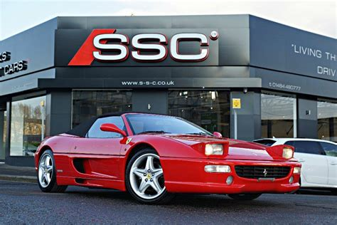 This plague is known as cowl shake, and ferrari engineers solved it by using computer modeling. Used 1997 Ferrari F355 3.5 Spider 2dr for sale in West Yorkshire   Pistonheads