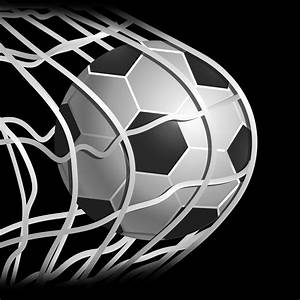 Black and White Soccer Window Curtain Bedroom Accessories ...  White