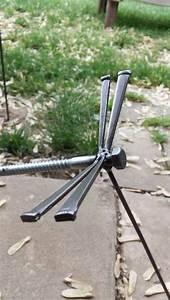 Gartendeko Aus Edelstahl Edelstahlfiguren Libelle Selber