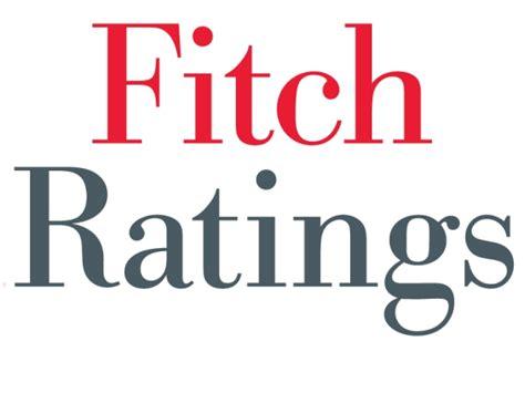 Resultado de imagen de logo del Fitch Ratings