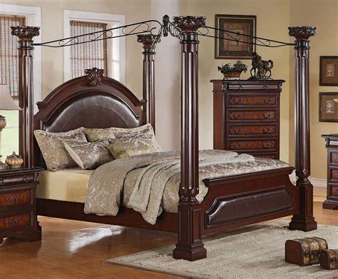 neo renaissance canopy bed bedroom furniture bedroom