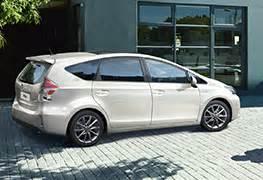Toyota 7 Places Hybride : toyota prius 7 places prix car design today ~ Medecine-chirurgie-esthetiques.com Avis de Voitures