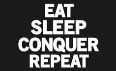 Eat , Sleep , Conquer , Repeat —Brock Lesnar's Hard Road ...