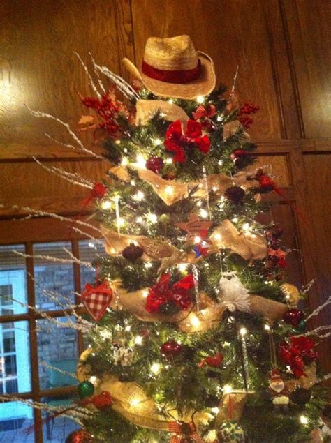 western christmas ideas  pinterest western