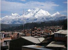 Huaraz Wikipedia