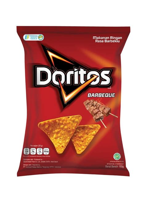 Doritos Tortilla Chips (Bbq) -160g - Pantry Needs