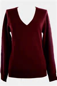 V-Neck Cashmere Sweater Women