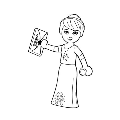 Prinsessen Kleurplaat Disney lego disney prinsessen kleurplatenpagina nl boordevol