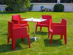 quel mobilier de jardin choisir pour la sieste With mobilier de jardin plastique