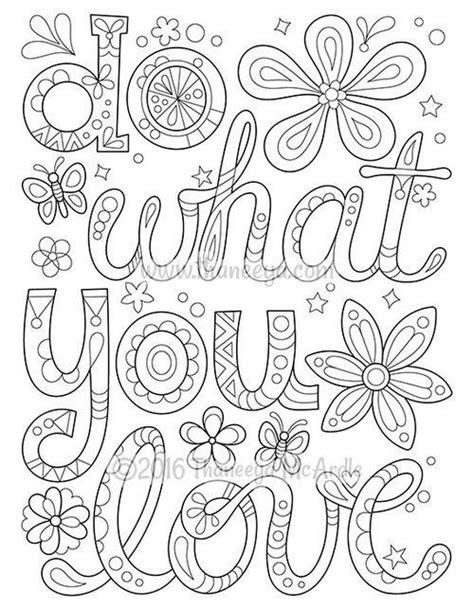 love coloring page  thaneeya mcardle