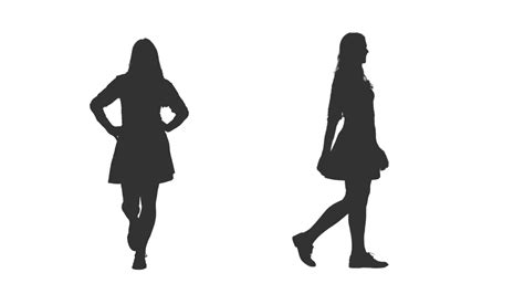 The Best Free Skirt Silhouette Images. Download From 50