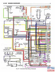 Colored Wiring Diagrams - 70 Cuda  Challenger In Electrical  U0026 Audio