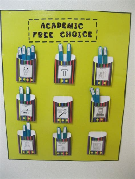 Academic Free Choice Board  Classroom Decor  Pinterest  Choice Boards, What Next And