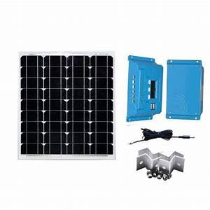Panneau Solaire Avis : avis kit panneau solaire 12v le meilleur en 2019 ~ Dallasstarsshop.com Idées de Décoration