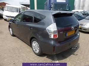 Toyota Prius Occasion : toyota prius plus 1 8 hsd 64871 occasion utilis en stock ~ Medecine-chirurgie-esthetiques.com Avis de Voitures