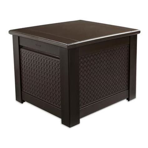 rubbermaid storage cube 7 5 cubic feet home depot