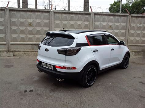 kia sportage tuning my kia sportage 3dtuning probably the best car configurator