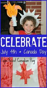 Celebrate July 4th and Canada Day   Canada, Memorial day ...