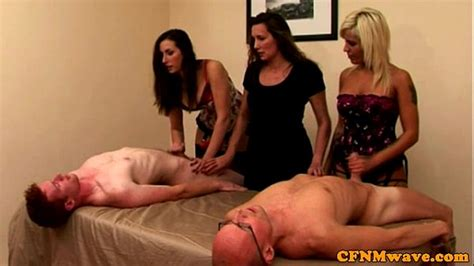 Cfnm Euro Milfs Tugging Competition Xvideos Com