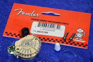 Fender Five Way Super Switch 0992251000