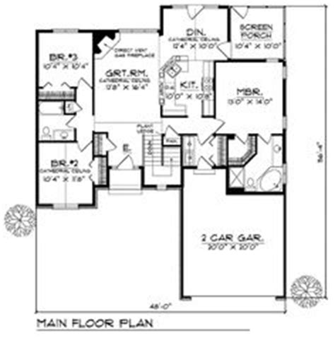 1000+ Images About Floor Plans Under 1600 Sq Ft On