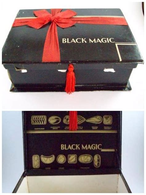 Bid Or Bay Black Magic Chocolate Box Which Was Your Favourite