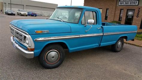 70s Ford Truck Wallpaper by 1970 Ford F100 For Sale