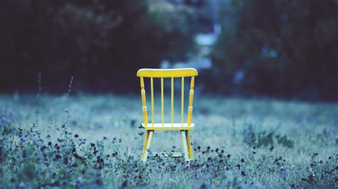 Yellow Chair Desktop Wallpaper 61276 1920x1080px