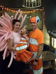 Findet Nemo Kostüm Baby : findet nemo kost m selber machen karneval pinterest nemo costume halloween costumes und ~ Frokenaadalensverden.com Haus und Dekorationen