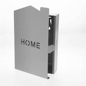 Boîte à Clés : boite cl s home grise ~ Teatrodelosmanantiales.com Idées de Décoration