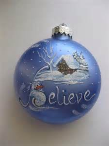 25 best ideas about hand painted ornaments on pinterest painted ornaments painted christmas