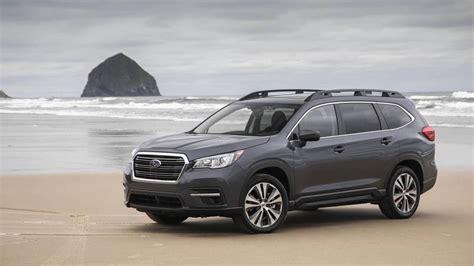 2019 Subaru Third Row by 2019 Subaru Ascent Drive Encounters Of The