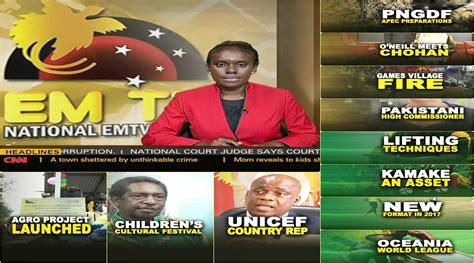 emtv news replay 30th june 2016 emtv