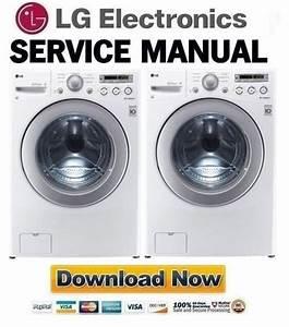 Lg Wm2250cw Service Manual  U0026 Repair Guide
