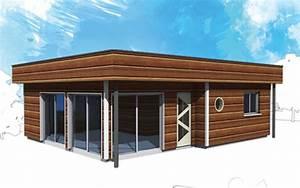 Prix Kit Maison Bois : prix maison ossature bois en kit maison ossature bois ~ Premium-room.com Idées de Décoration