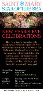 New Year's Eve | The Blog of a Country Priest