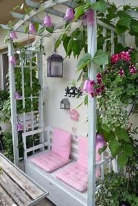 Balkon Ideen Für Kleine Balkone : terrasse balkon 39 balkon sickly sweet 39 flowery zimmerschau ~ Bigdaddyawards.com Haus und Dekorationen