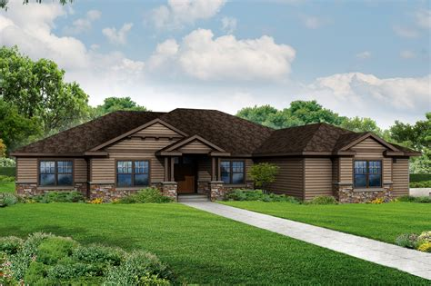Craftsman House Plans  Cannondale 30971  Associated Designs