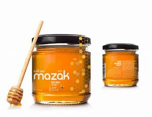 Blackink creative boutique agency beirut lebanon for Honey jar label design