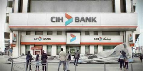 siege cih casablanca maroc cih bank poursuit sa diversification