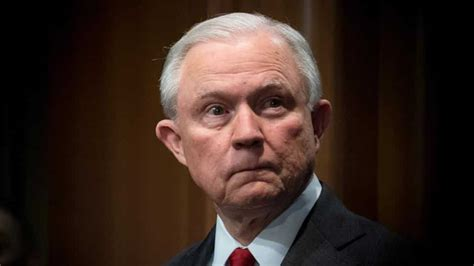 attorney general jeff sessions firing  affect