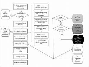 Flow Chart Of Chemical Health Risk Assessment  Chra
