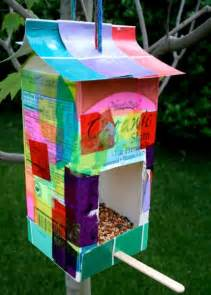 edible candles recycled bird feeder family crafts