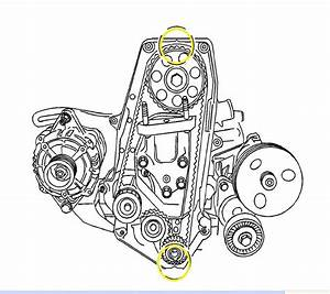 Service Manual  2001 Daewoo Leganza Timing Chain Alignment Show Marks